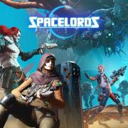 Carátula de Spacelords - Xbox Series