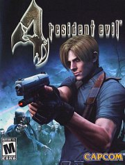 Carátula de Resident Evil 4 - Wii U
