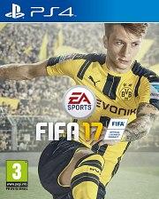 Carátula de FIFA 17 - PS4