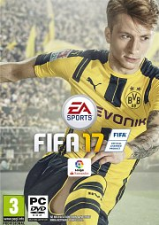 Carátula de FIFA 17 - PC