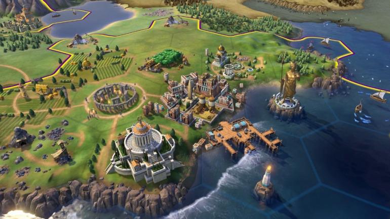Imagen de Civilization VI