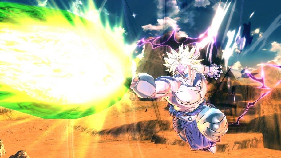 Dragon Ball Xenoverse 2 análisis