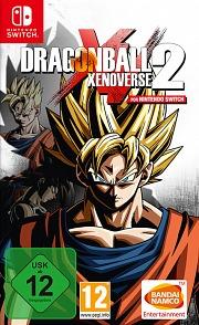 Carátula de Dragon Ball: Xenoverse 2 - Nintendo Switch