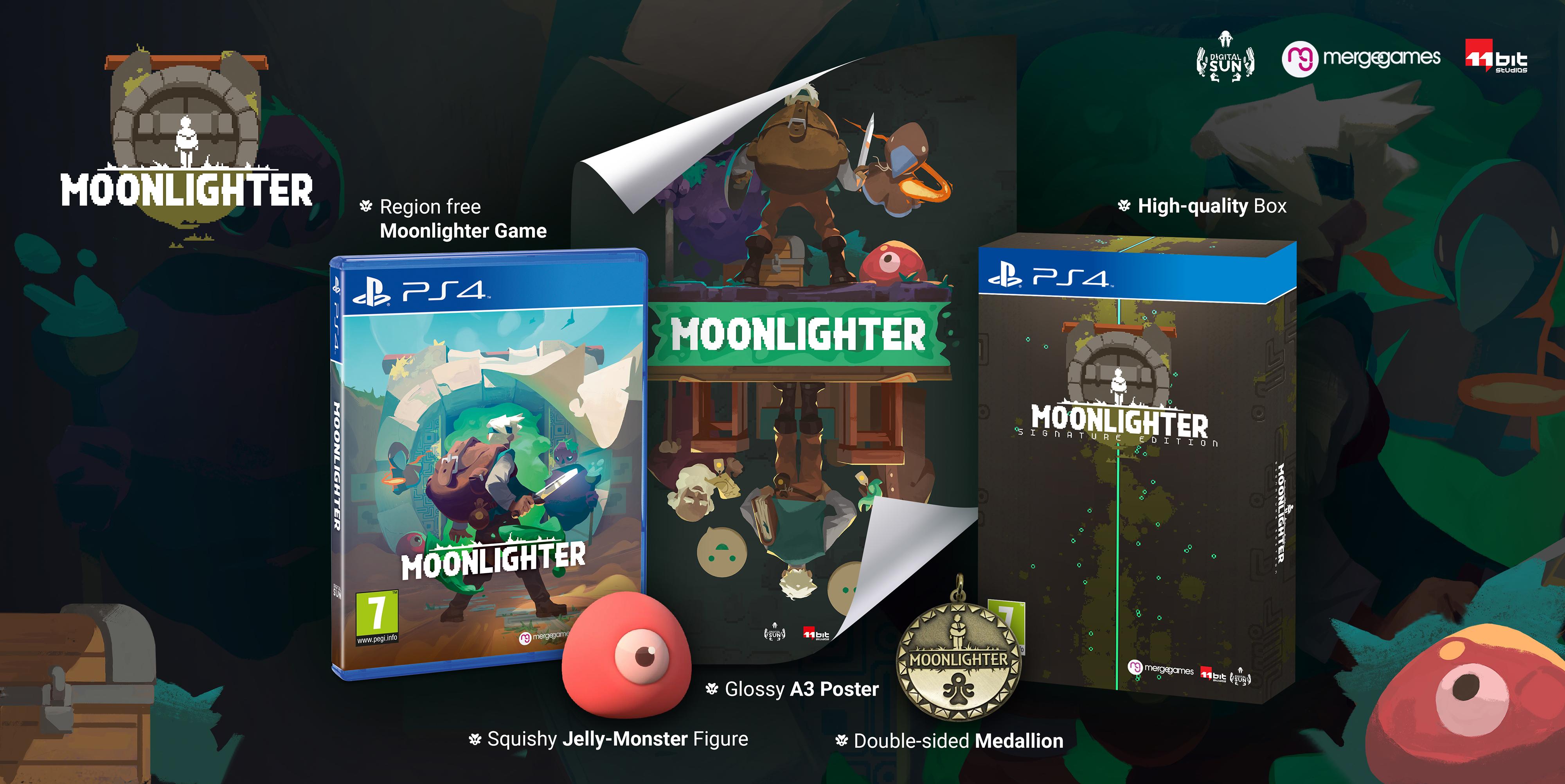 El juego de acción y rol Moonlighter fija su fecha de lanzamiento el 29 de mayo