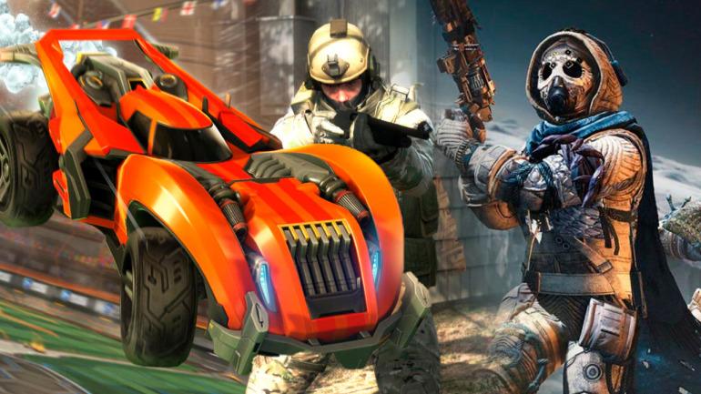 8 videojuegos de pago que se volvieron free to play recientemente