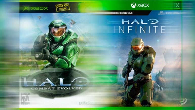 De Xbox a Xbox Series X|S: así han cambiado las cajas de sus juegos y consola