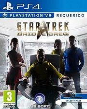 Carátula de Star Trek: Bridge Crew - PS4