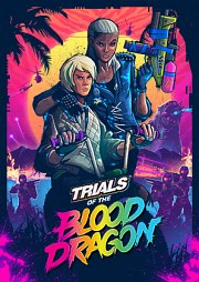 Carátula de Trials of the Blood Dragon - Xbox One