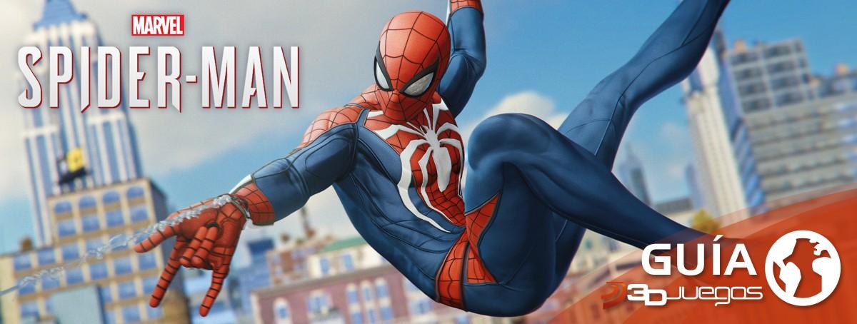 Guía Spider-Man: Trucos y consejos y secretos