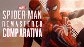 Comparamos Spider-Man: Remastered en PS5 frente a su versión de PS4. Sus diferencias gráficas y técnicas