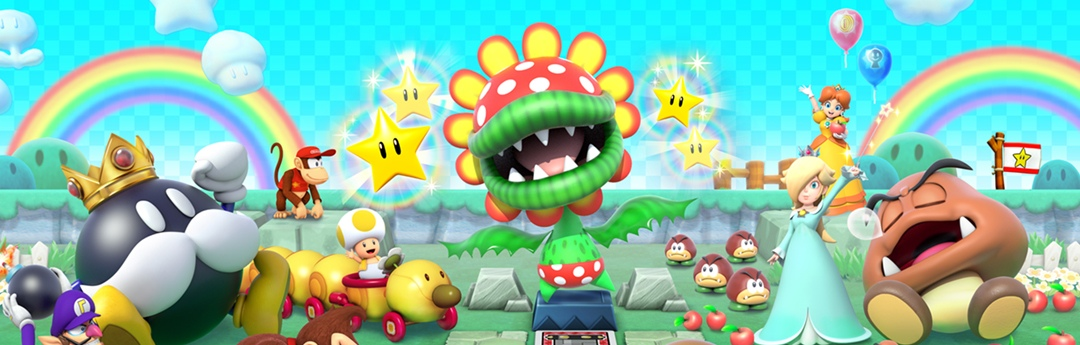 Análisis Mario Party Star Rush