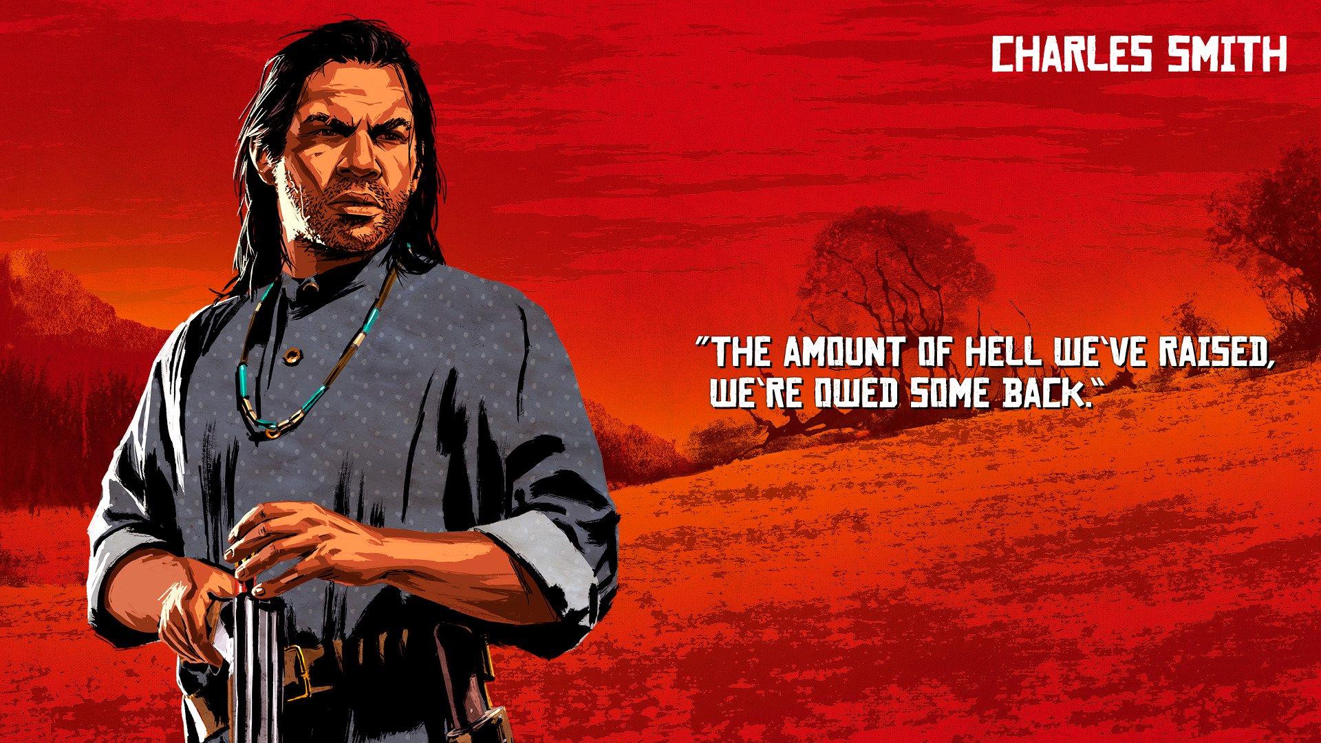 Así es el diseño de los personajes de Red Dead Redemption 2