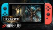 Primeros minutos en vídeo de BioShock Remastered en Nintendo Switch: regresamos a Rapture