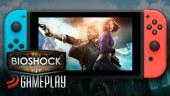 11 minutos de vídeo gameplay de BioShock Infinite en Switch: así comienza tu aventura en Columbia
