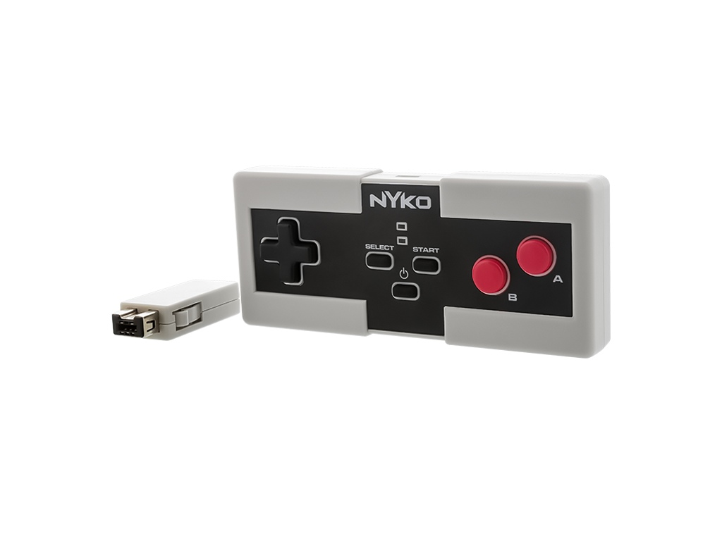 MiniBoss, el primer mando inalámbrico para NES Classic Edition