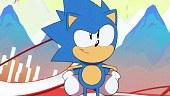 Sonic Mania: Introducción animada