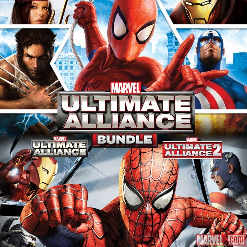 Marvel: Ultimate Alliance 1 y 2 tendrán remasterización en PC, Xbox One y PS4