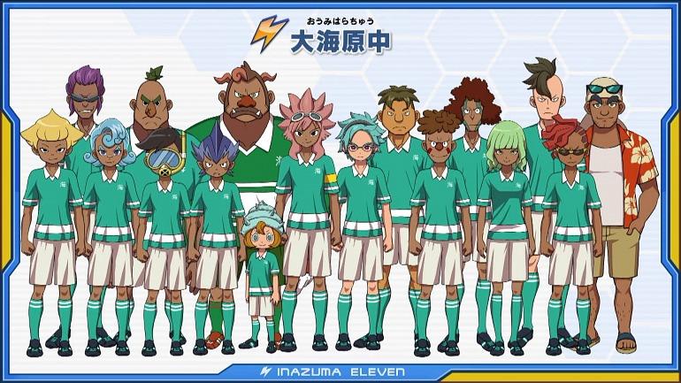 Inazuma Eleven: Heroes' Great Road