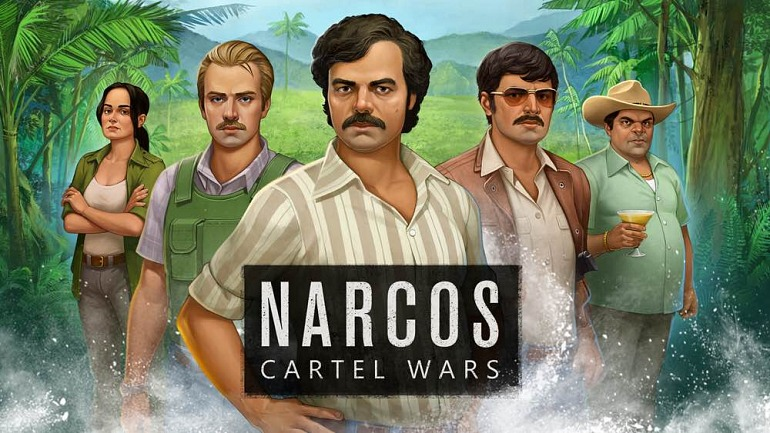 Narcos: Cartel Wars
