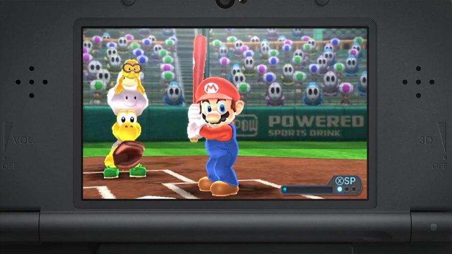 Mario Sports Superstars 3DS