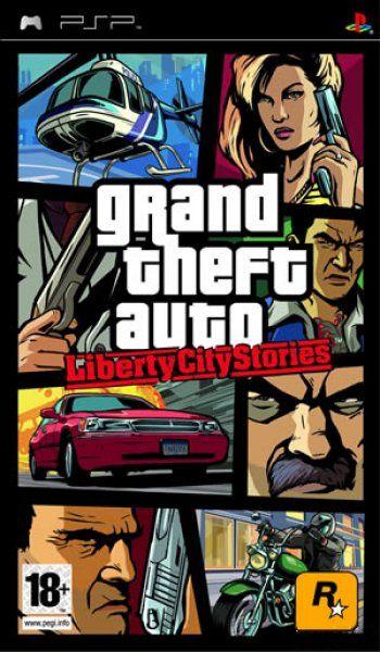 Gta Liberty City Stories Para Psp 3djuegos