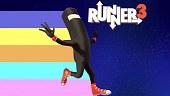 Runner3 anuncia fecha de lanzamiento con nuevo tráiler
