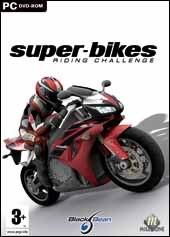 Carátula de Super-Bikes: Riding Challenge - PC