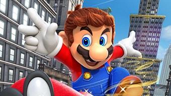Super Mario Odyssey conquista el E3