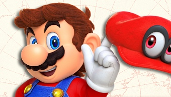 Super Mario Odyssey: Video entrevista + Impresiones