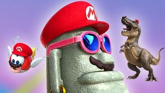 Super Mario Odyssey: Sus 8 claves!!