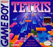 Carátula de Tetris - GB