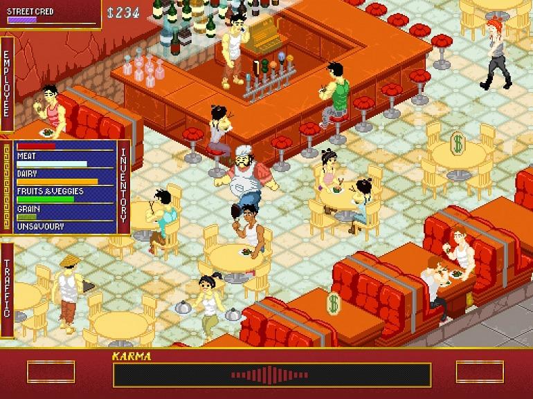 Dirty Chinese Restaurant