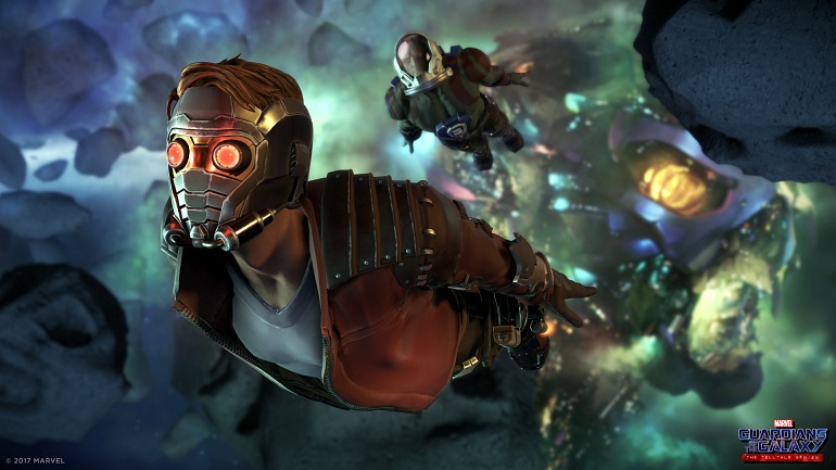 Imagen de Guardianes de la Galaxia - The Telltale Series