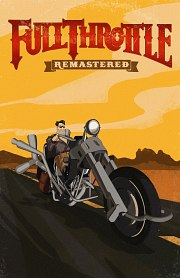 Carátula de Full Throttle Remastered - PC