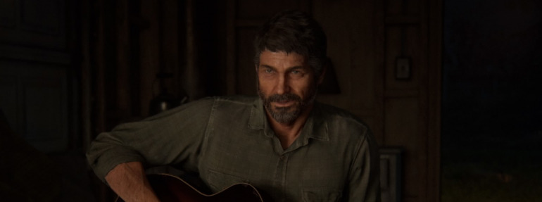 Image from The Last of Us: Part II