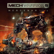 Carátula de MechWarrior 5: Mercenaries - Xbox Series