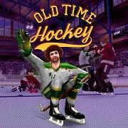 Carátula de Old Time Hockey - Nintendo Switch