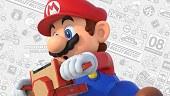 Mario Kart 8 estrena soporte para Nintendo Labo