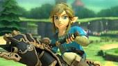 Mario Kart 8 y Zelda: Breath of the Wild unen fuerzas