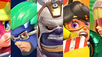 ARMS: Lucha, combate, nintendo switch