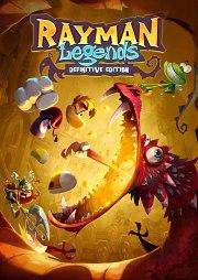 Carátula de Rayman Legends - Nintendo Switch
