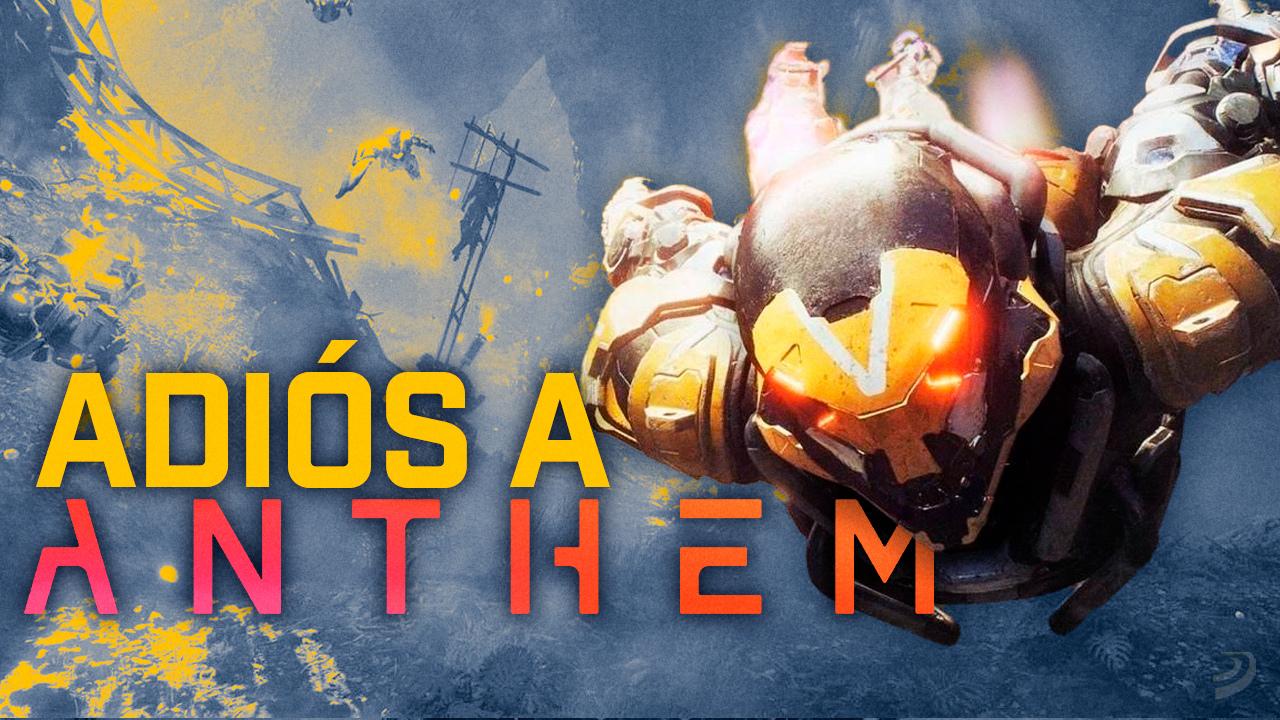 Anthem Next no llegará: EA y BioWare cancelan el desarrollo del looter para centrarse en Dragon Age y Mass Effect