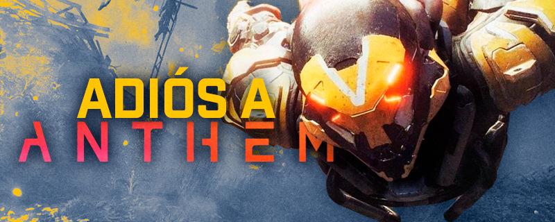 Anthem Next no llegará: EA y BioWare cancelan su desarrollo