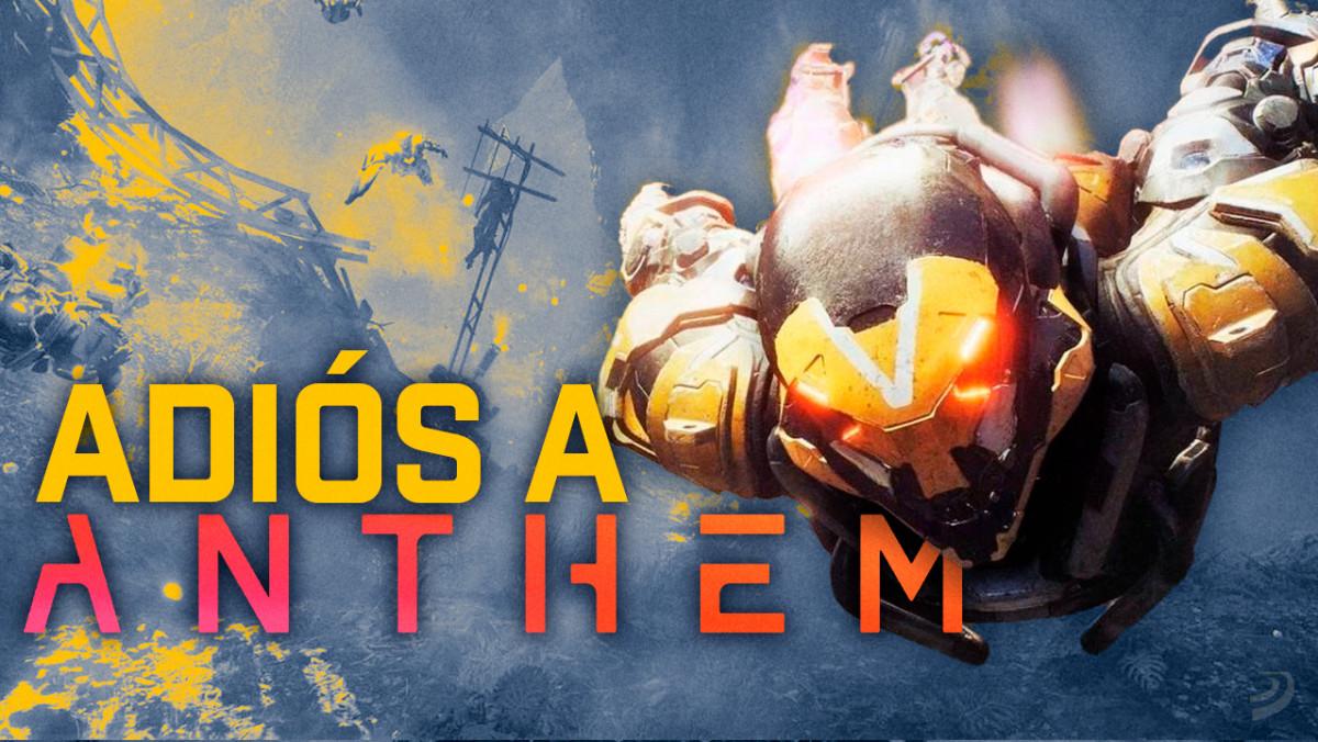 Anthem dice adiós: EA cancela Next y no habrá más contenidos para el shooter de BioWare, ¿y ahora qué?