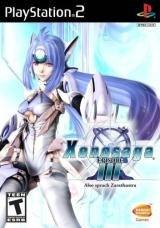 Carátula de Xenosaga Episode III - PS2