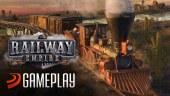 ¿Cómo es construir un imperio del ferrocaril en Switch? Lo vemos con este gameplay de Railway Empire