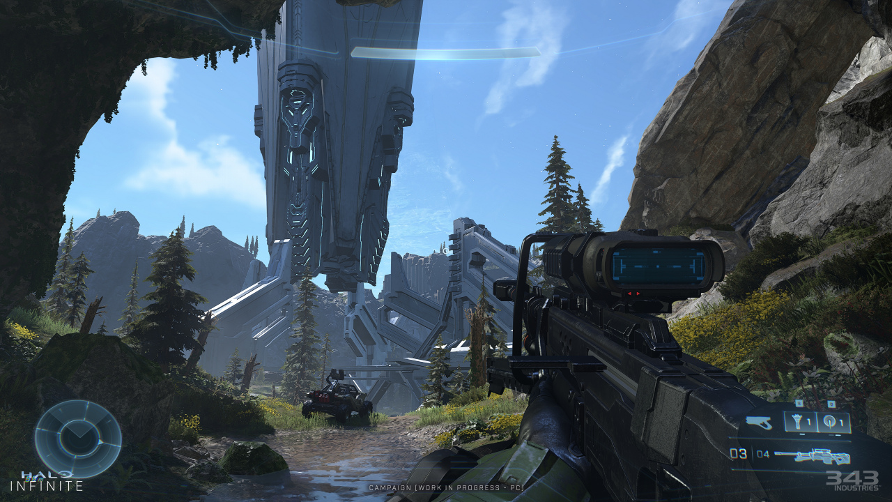 Halo Infinite actualiza sus gráficos con varias capturas del modo historia, ¿convencerá ahora a los fans?