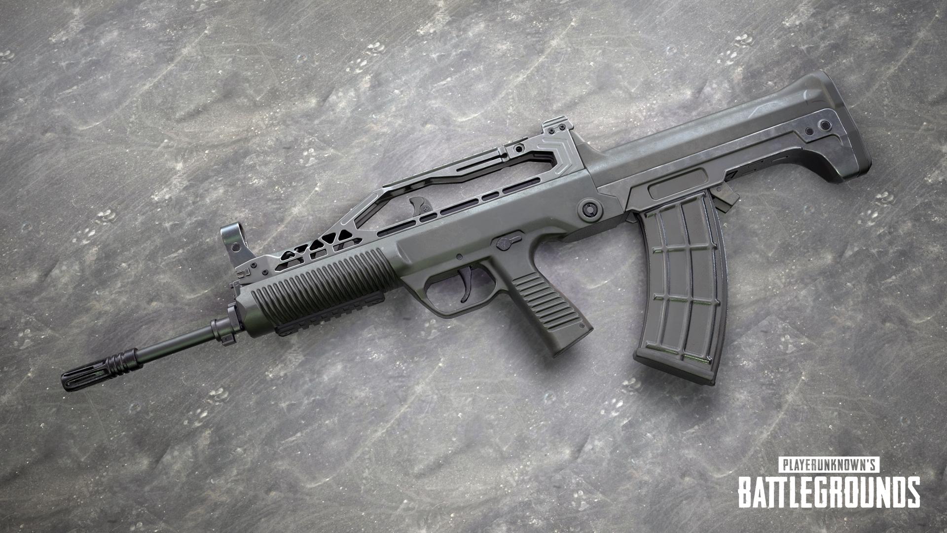 Sanhok y el rifle QBZ95 llegan a PUBG el 22 de junio