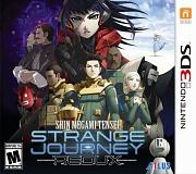 Carátula de Shin Megami Tensei Deep Strange - 3DS