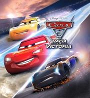 Carátula de Cars 3: Hacia la victoria - PS4